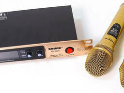 Радиосистема DM SH-300G, база, 2 микрофона