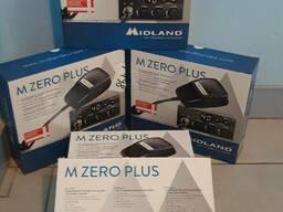 Радиостанция автомобильная производство CB Midland M-Zero Plus AM/FM Польша