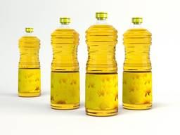 Рафинированное дезодорированное подсолнечное масло