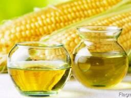 Рафинированное кукурузное масло на экспорт