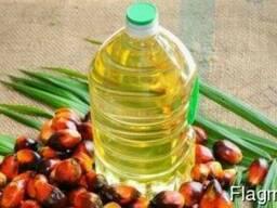Пальмовое масло (раф и нераф) / Palm (crude, refined)