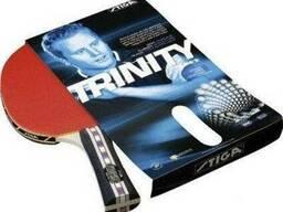 Ракетка особой технологии для настольного тенниса Stiga Trin