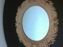 Рама резная для зеркала.