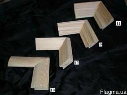 Рамки из дерева для картин и фотографий