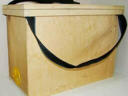 Рамконос-роевня для 6 рамок Дадан/12 рамок 145 мм (фанера)