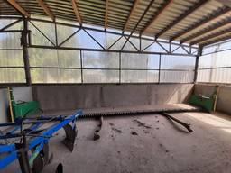 Рапсовый стол 7.5 метра по комбайн Claas Lexion 560