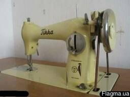 Раритет международного класса швейная машинка Тикка 1955 г.