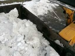Расчистка снега Киев, Вывоз снега Киев, Чистка наледи.