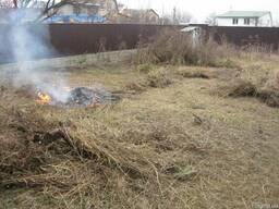 Расчистка территории Киев цена