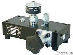 Расходомер с нагрузочным клапаном Parker SCLV-PTQ-750