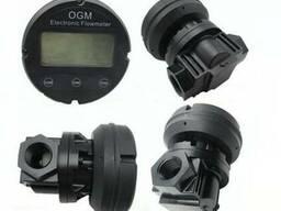 Расходомеры топлива и жидкостей серии OGMс овальными шестерн
