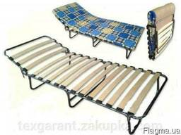 Раскладная кровать NOVA на ламелях с матрасом N