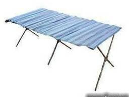 Раскладные столы торговые в ассортименте 1, 1, 5 , 2 , 2, 5 , 3 м
