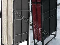 Раскладушка Классик-П с матрасом 190х80 - фото 1