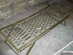 Раскладушка, кровать армейская,