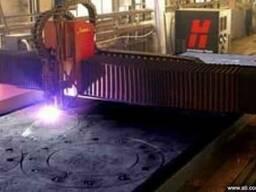 Раскрой листового металла на плазменных станках с ЧПУ