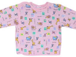 Распашонка Валери-Текс 0041-99-127-027-1 62 см Розовый