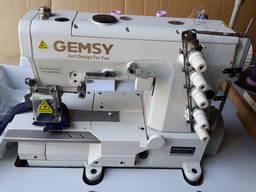 Распошивальная Джемси Gemsy-1500B швейная машина, машинка