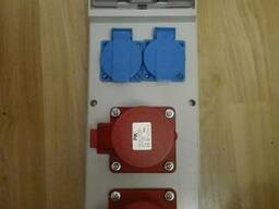 Мультибокс A06MD IP40 (в сборе, без автоматов)
