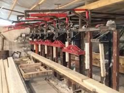 Распродается деревообрабатывающее оборудование