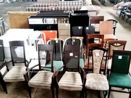 Распродажа мебели б/у со склада по доступным ценам