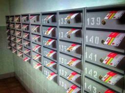 Распространение рекламы по почтовым ящикам, г. Вышгород