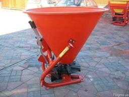 Рассеиватель удобрений Jar Met 500 л. Пластик - фото 3