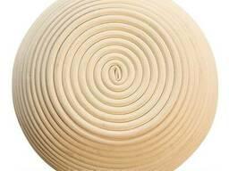 Форма корзинка для расстойки хлеба из ротанга на 0, 75кг с чехлом. Расстоечные корзинки. ..