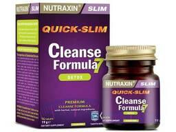 Натуральный препарат Cleanse Formula Nutraxin для похудения и очистки организма, 14. ..