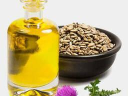 Растительное масло расторопши