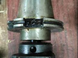 Расточная головка ИСО 50 , диапазон расточки от 3мм до 45мм. (191.151.131) с микрометричес