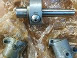 Расточная головка с микрометрической подачей 0,01мм КМ 4 - фото 1