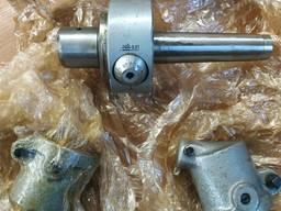 Расточная головка с микрометрической подачей 0,01мм КМ 4
