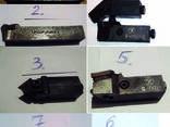 Расточные резцы - державки резцовые с механ. креплением - фото 1
