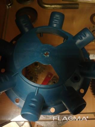 Раструб СУПА 00.067 сеялка СУПН8 на 8 выходов