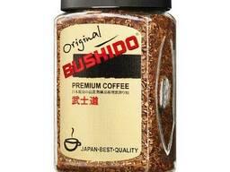 Растворимый кофе Бушидо Оригинал сублимированный 100. ..