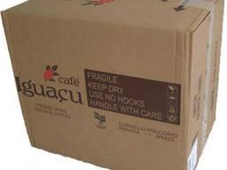 Растворимый кофе iguacu (игуацу, Бразилия)