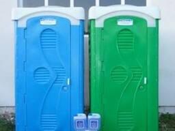Хімія яка нейтралізує відходи у туалет, біотуалет, унітаз.