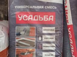 """Растворо-бетонная смесь """"Универсальная"""" Литокс 25 кг"""