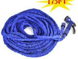 Растягивающийся шланг X hose 52 метра