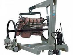 Стапель для ремонта двигателя грузовых автомобилей R11 1200к