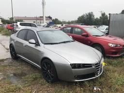 Разборка Alfa Romeo 159 Sportwagon (939_) (2000-2006)