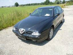 Разборка Alfa Romeo 166 1998-2007