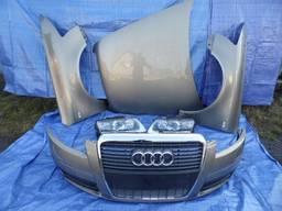 Разборка Audi A6 C6 - запчасти новые и бу авторазборка