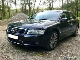 Разборка, Audi A8 II 4E2, 4E82002 - 2010 г. на запчасти