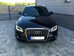 Разборка Audi Q5 (Ауди q5) 08-12 автозапчасти б/у шрот