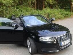 Разборка/автозапчасти б/у Audi A3 Cabrio (Ауди А3 кабрио)