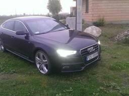 Разборка/автозапчасти б/у Audi A5 ( Ауди А5) 2010-2013 г