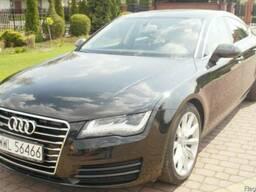 Разборка/автозапчасти б/у Audi A7 (Ауди А7) 2010-2013 г