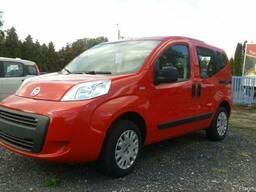 Разборка, автозапчасти б. у и новые на Fiat Qubo (Фиат Кубо)